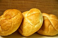 Free Bread Roll Stock Photo - 5894030