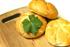 Free Bread Roll Royalty Free Stock Photography - 5894117