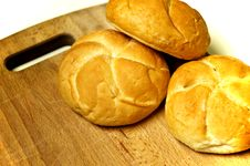 Free Bread Roll Royalty Free Stock Photography - 5894147