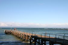 Free Ocean Pier Royalty Free Stock Images - 5894289