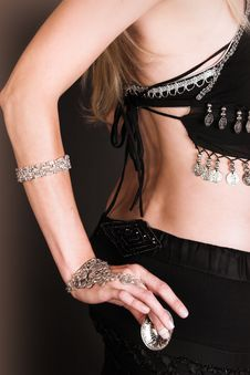 Free Belly Dancer Arms Stock Image - 5894641