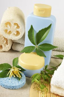 Free SPA Products Royalty Free Stock Photo - 5894695