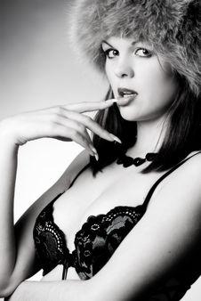 Free Sensual Girl Royalty Free Stock Photo - 5894885