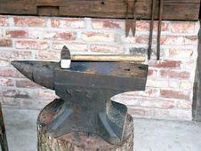 Blacksmith Royalty Free Stock Photos