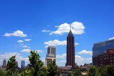 Free City Towers Stock Image - 5896271