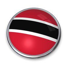Free Banner Button Trinidad Tobago Royalty Free Stock Images - 5896719
