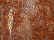 Free Rusty-colored Background Royalty Free Stock Photos - 5896838