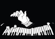 Free Piano Royalty Free Stock Image - 5897326