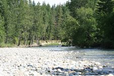 Free Methow River Royalty Free Stock Photography - 5897327