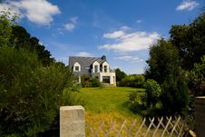 Free House In Brittany Royalty Free Stock Photos - 5897388