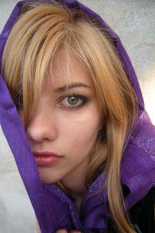 Free Beautiful Young Woman Stock Photo - 5897430
