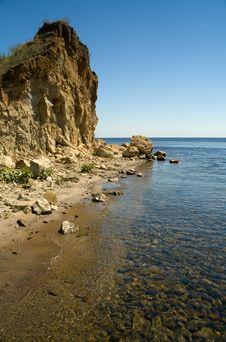 Free Rocky Beach Stock Photos - 5897503
