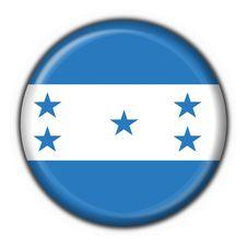Free Honduras Button Flag Round Shape Royalty Free Stock Photos - 5897568