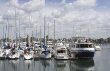 Free Coronado Boats Stock Photography - 5897582