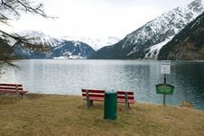 Free Mountain Lake In Alps Stock Images - 5897664