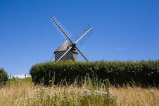 Free Windmill Stock Images - 5897684