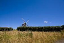 Free Windmill Royalty Free Stock Photos - 5897728