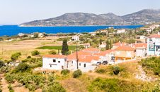 Free Village On A Beach Royalty Free Stock Photography - 5898347