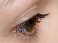 Free Close Up Of Eye Stock Photos - 5898423