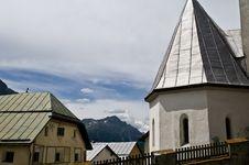 Free Guarda; Historic Village Royalty Free Stock Photo - 5898655
