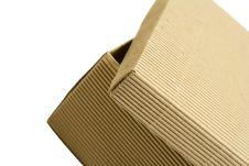 Free Opened Box Stock Image - 5898711