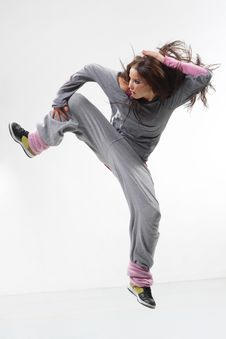 Free The Dancer Stock Photos - 5898753