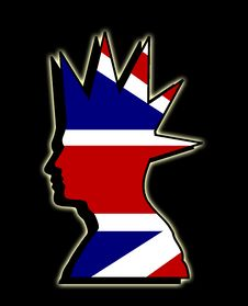 Free Punk Uk Head 7 Royalty Free Stock Photo - 5898815