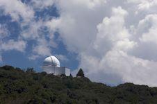 Free Mt. Palomar Observatory Stock Image - 5899121