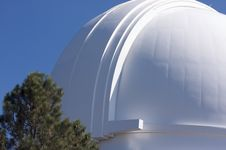 Free Mt. Palomar Observatory Royalty Free Stock Photography - 5899147