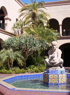 Free Balboa Fountain Stock Image - 5899291