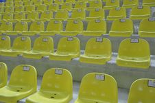 Free Stadium Chairs Stock Image - 5899321