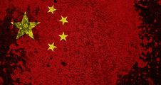 Free China Flag Stock Image - 5899691