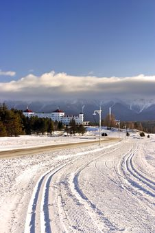 Free Bretton Woods, New Hampshire Royalty Free Stock Images - 5899769