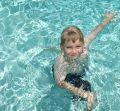 Free Boy Exercising Royalty Free Stock Image - 591336