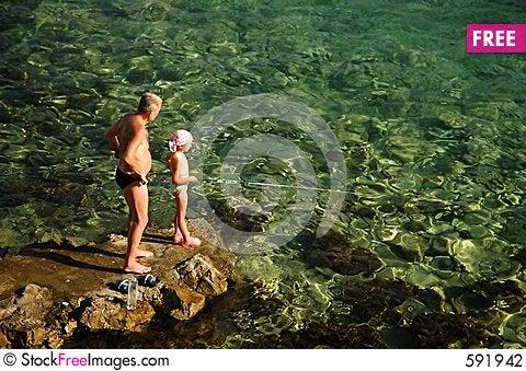 Free Fisherman S Friend II Stock Photography - 591942