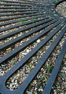 Free Metal Grid Stock Image - 590311