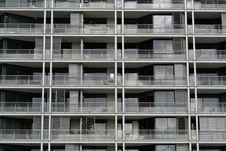 Free Balconies Stock Image - 591181
