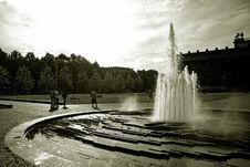 Free Fountain 3 Stock Photos - 591513
