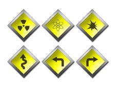 Free Sign Warning Symbol Stock Image - 591891