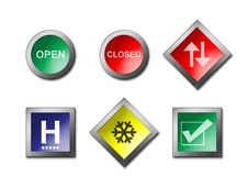 Free Sign Warning Symbol Stock Images - 591894