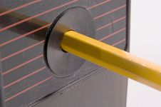 Free Pencil In Sharpener Stock Photo - 592120