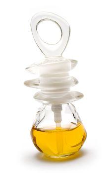 Free Stylish Perfume Bottle Stock Photo - 592490