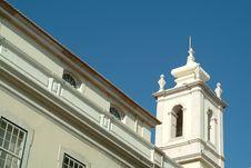 Free Church In Lisbon Stock Image - 592891