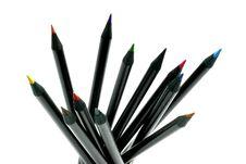 Free Pencils Stock Image - 593141