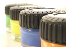 Free Cans Of Paint Stock Photos - 593273