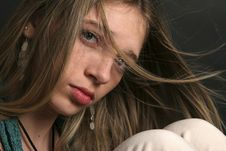 Free Teen Glamor Stock Photography - 594232