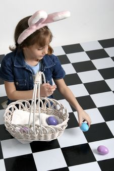 Free Egg Hunt Stock Photography - 594242