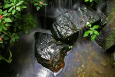 Free Rocks In A Stream Stock Photos - 594603