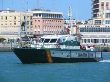 Free Guardia Civil Royalty Free Stock Photo - 594825