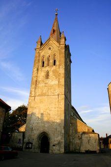 Free Church Royalty Free Stock Photo - 595355